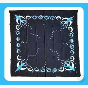Goddess Altar Cloth Mystical Moons
