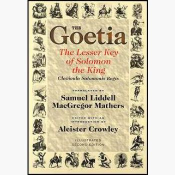 Goetia: Lesser Key Of Solomon Books Mystical Moons