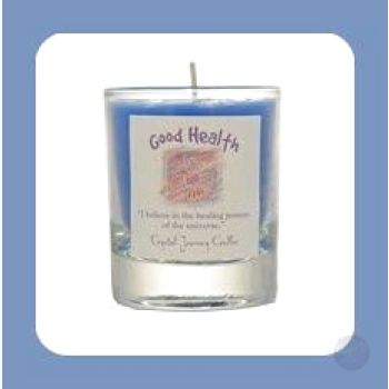 Good Health Soy Votive Candle Candles Mystical Moons