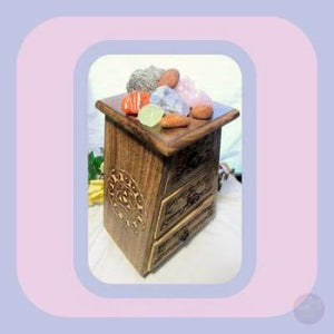 Granny's Hand Me Downtriquetra Cupboard Kits Mystical Moons