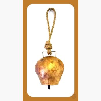 Harmony Bell With Rope Alter Bells Mystical Moons