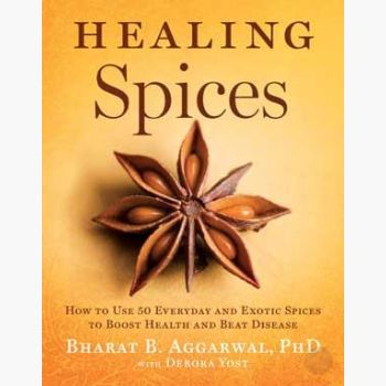Healing Spices Books Mystical Moons