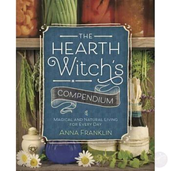 Hearth Witch's Compendium Books Mystical Moons