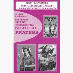 Helping Yourself With Selected Prayers V1 Books Mystical Moons
