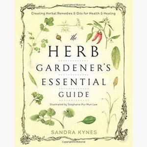 Herb Garden Essential Guide Books Mystical Moons