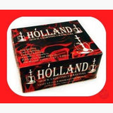 Holland Charcoal - 33Mm & Sand Mystical Moons