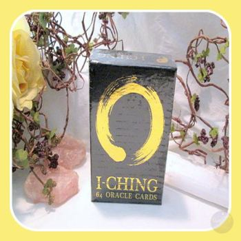 I Ching Oracle Cards Tarot Mystical Moons