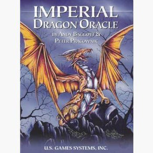 Imperial Dragon Oracle Tarot Cards Mystical Moons