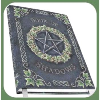 Ivy Book Of Shadows Journal Mystical Moons