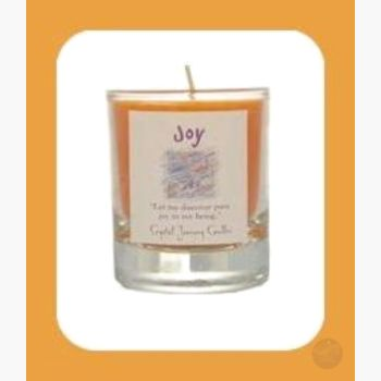 Joy Soy Votive Candle Candles Mystical Moons