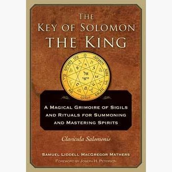 Key Of Solomon The King Books Mystical Moons