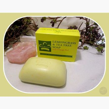 Lemongrass Soap Mystical Moons