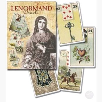 Lenormand Oracle Cards Tarot Mystical Moons