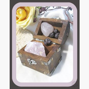 Love & Passion Trunk Stone Sets Mystical Moons