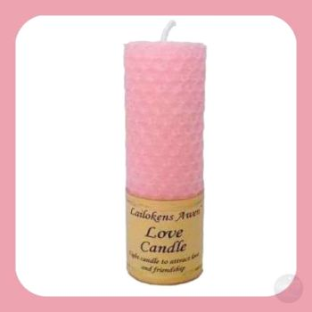 Love Ritual Candle Candles Mystical Moons