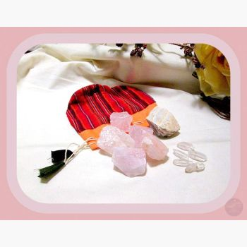 Love & Romance Crystal Grid Kit Mystical Moons