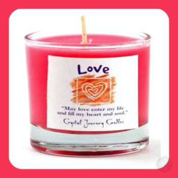 Love Soy Votive Candle Candles Mystical Moons