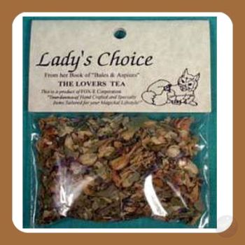 Lover's Tea Mixes Mystical Moons