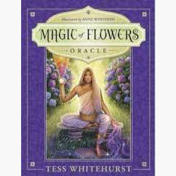 Magic Of Flowers Oracle Tarot Cards Mystical Moons
