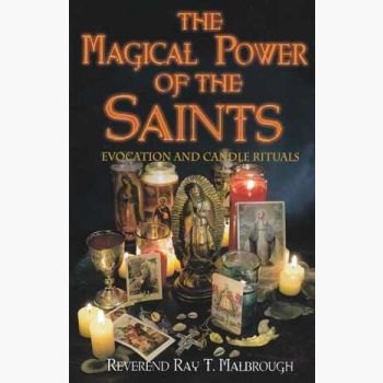 Magical Power Of The Saints Books Mystical Moons