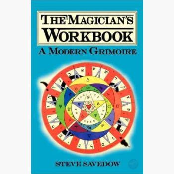 Magician's Workbook Books Mystical Moons