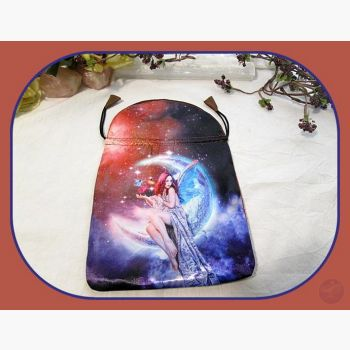 Magickal Moon Fairy Tarot Bag Mystical Moons