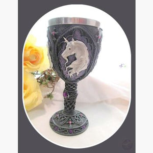 Magickal Unicorn Chalice Chalices Mystical Moons