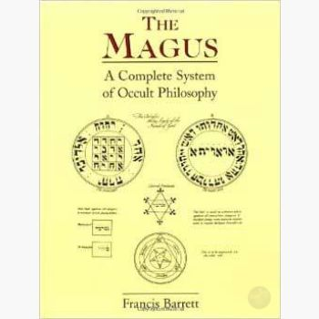 Maguc Complete Syetem Of Occult Philosophy Books Mystical Moons