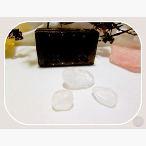 Master Healer Clear Quartz Set Stone Sets Mystical Moons