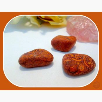 Meditating & Protection Calligraphy Script Set Stone Sets Mystical Moons
