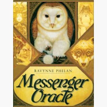 Messenger Oracle Tarot Cards Mystical Moons