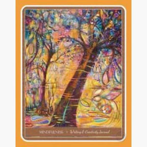 Mindfulness Lined Journal Mystical Moons