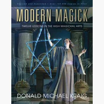 Modern Magick Books Mystical Moons