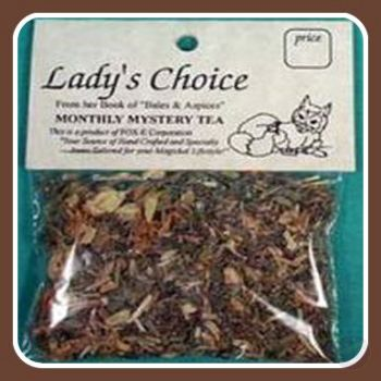 Monthly Mysteries Tea Mixes Mystical Moons