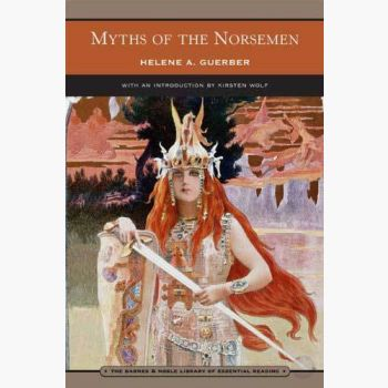 Myths Of The Norsemen Books Mystical Moons