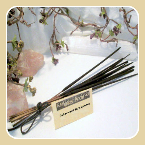 Cedarwood Stick Incense