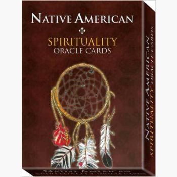 Native American Oracle Cards Tarot Mystical Moons