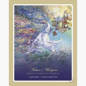 Nature's Whispers Journal Mystical Moons
