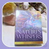 Natures Whispers Oracle Tarot Cards Mystical Moons