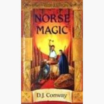 Norse Magic Books Mystical Moons