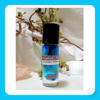 Oh Honey Fragrance Oil For Him Perfume Mystical Moons