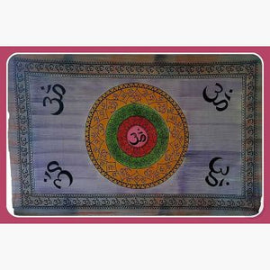 Om Tapestry Mystical Moons