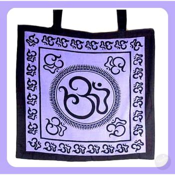 Om Tote Bag Bags Mystical Moons