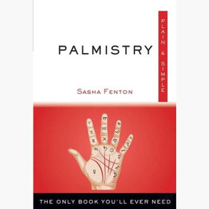 Palmistry Plain & Simple Books Mystical Moons