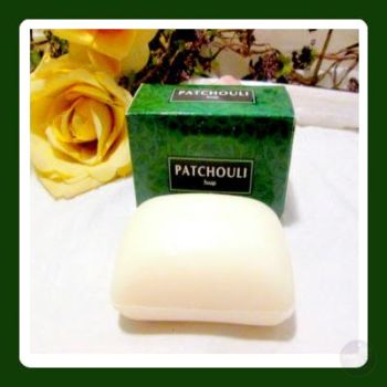Patchouli Soap Mystical Moons