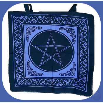 Pentagram Tote Bag Bags Mystical Moons