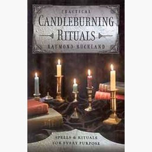 Practical Candleburning Rituals Books Mystical Moons