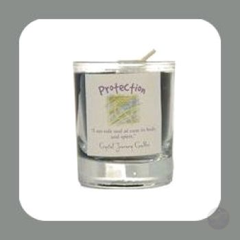 Protection Soy Votive Candle Candles Mystical Moons
