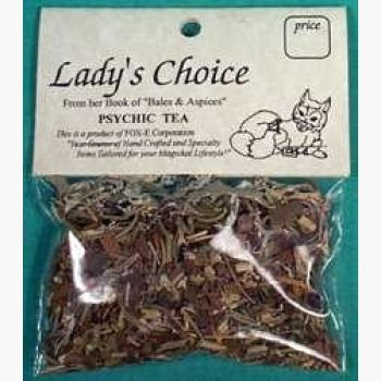 Psychic Tea Mixes Mystical Moons