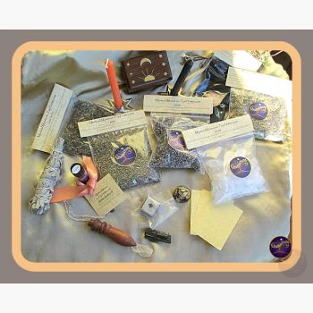 Samhain Deluxe Kit Kits Mystical Moons
